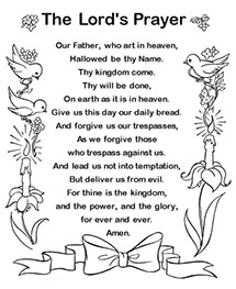 Coloring Pages St Francis Anglican Church